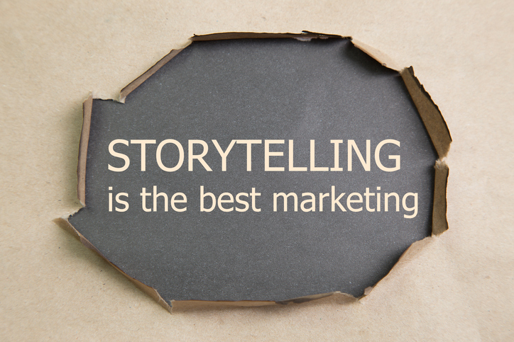 Storytelling: An Essential Marketing Tool